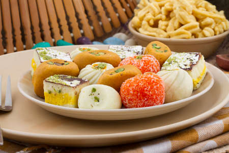 pistachio: Indian Traditional Mix Sweet Food