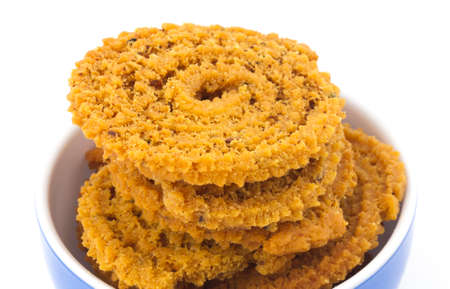 murkoo: Indian Traditional Deep Fried Snack Chakli