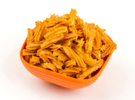 Indian traditional spicy Soya snack food