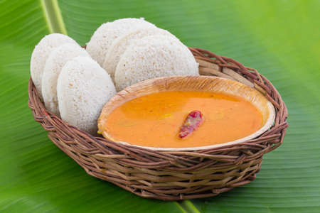 idli, sambar,vada and coconut chutney, south indian breakfast