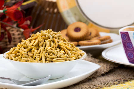 Indian Salty Snack Ratlami Sev Namkeen