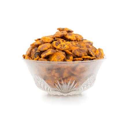 Indian Famous Cuisine Chana jor Garam