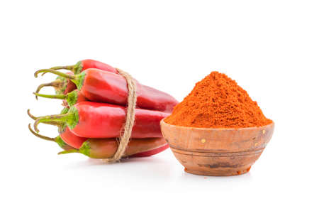 relish: Fresh and healthy Red Chili Powder