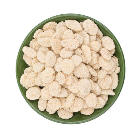 Indian Sweet Food Revadi also know as til revadi are popular in the Indian makar sankranti festival Stock Photo