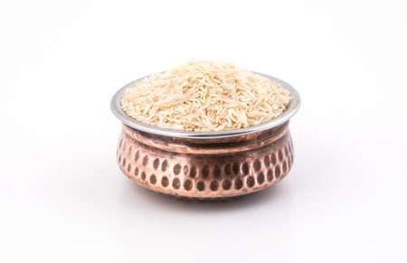 long bean: Healthy and fresh Raw rice
