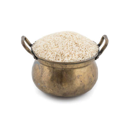 Healthy and fresh Raw rice