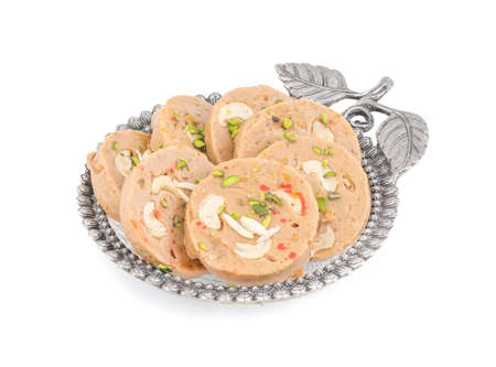 Indian Traditional sweet food Sohan Halwa