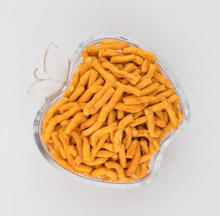 Rajasthani Famous Namkeen Jaadi Sev