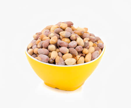 Fresh And Healthy Roasted Salted Peanuts