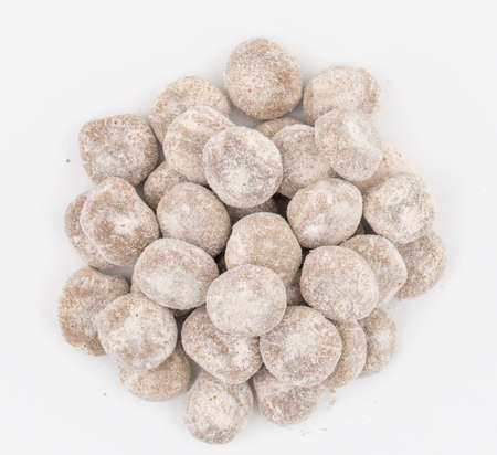 Hing Peda, indian traditional digestive food good to eat after lunch or dinner, also serve in festival of diwali, holi, and for guest