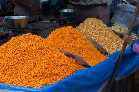 Indian cuisine jadi namkeen