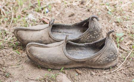 Indian traditional Foot Wear Mojari