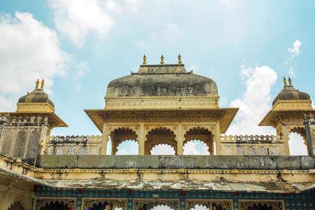City Palace Udaipur Rajasthan India