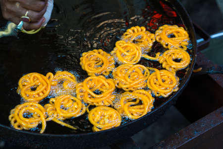 Hawaban Harde, indian traditional digestive food good to eat after lunch or dinner, also serve in festival of diwali, holi, and for guest Stock Photo