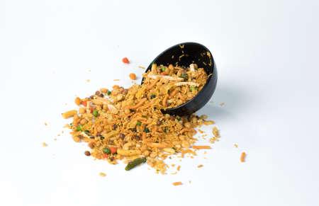 Indisches Namkeen-Gericht