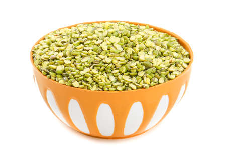 Mung bean split Pulse unpolished with cover