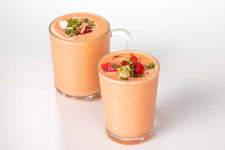 Indian famous drinking food Lassi Фото со стока