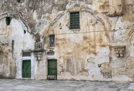 Jerusalem - via dolorosa, monk cells