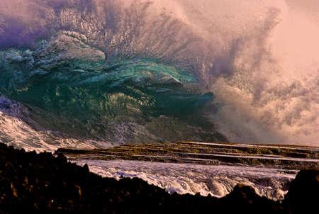 dangerous reef: Dangerous Reef