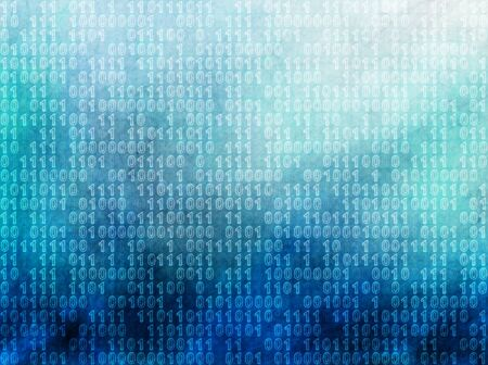 blue stained abstract background Stock Photo - 11585561