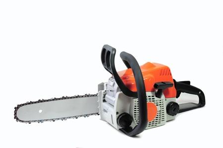 saw blade: Chainsaw Stock Photo