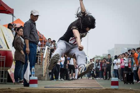 long jump: long jump