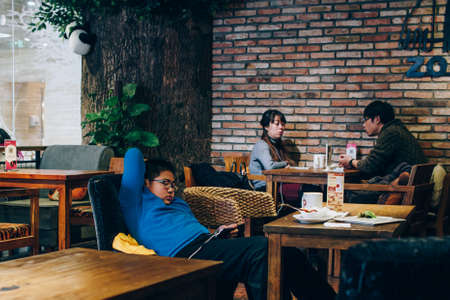 chit chat: relax at Cafe