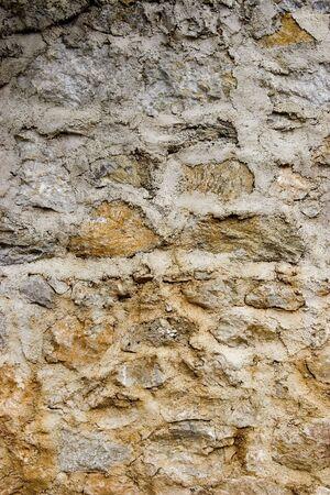 staunch: stone wall