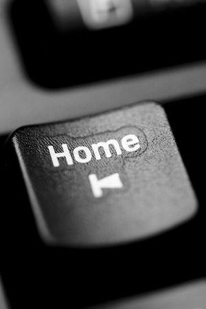 home key type photo