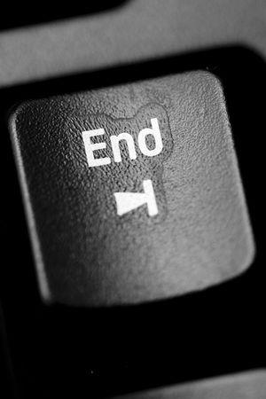 end key type photo