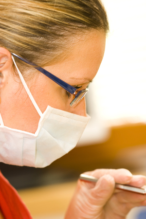 patient at the dentist Stock Photo - 1533801