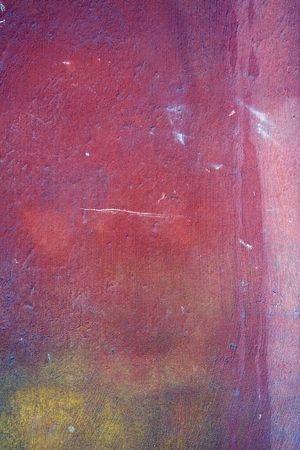 Bella vecchio muro di texture con fessure Archivio Fotografico