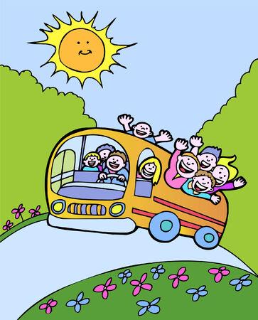 sunshine bus