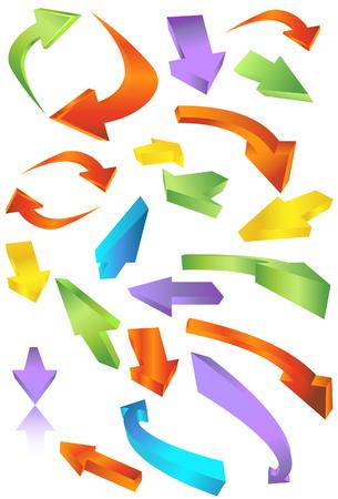 curving: Wavy Arrows