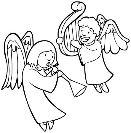 arpa: Angel Conjunto Vectores