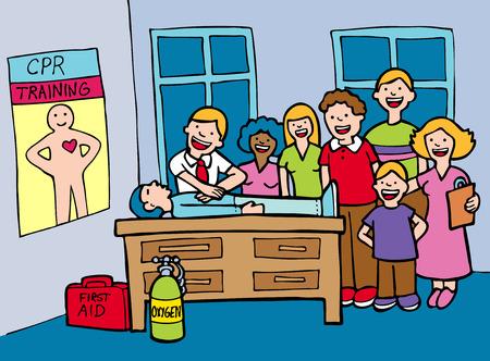 CPR Class Vector