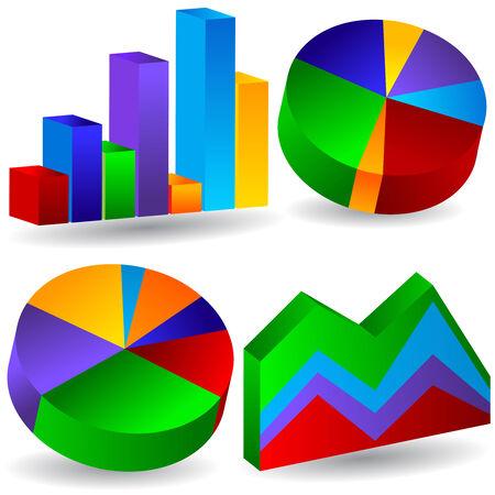dominate: business chart set