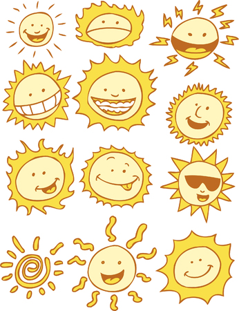 sun set Stock Vector - 5326175
