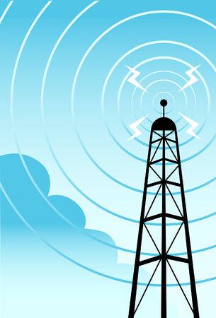 wireless: tower
