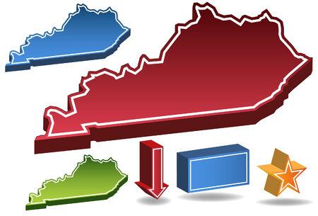Kentucky State Vector