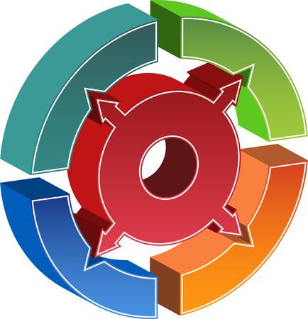Process Chart Icon
