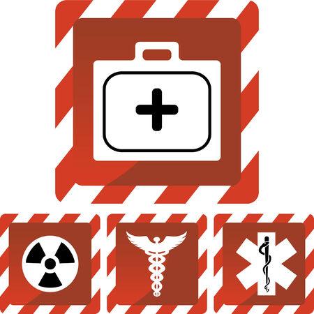 Medical Alert Stock Vector - 5359009