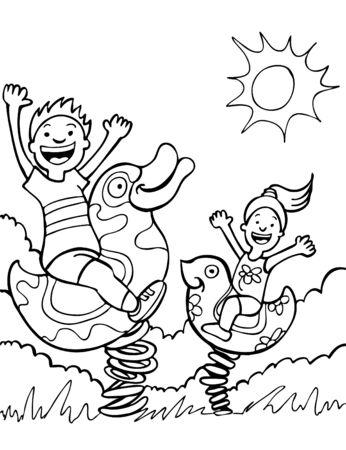 Kid Amusement Ride