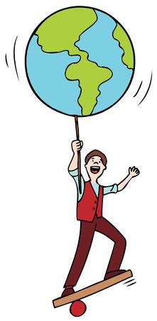 Balancing World