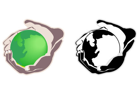 globe hand set