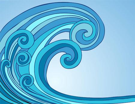 tide: Azul tsunami Wave 2