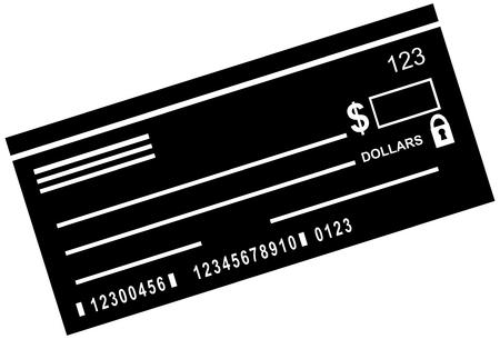 checkbook: icono de la cuenta de tesorer�a