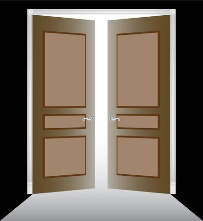 Open Doors Imagens - 5398979