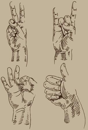 Hand tekenen