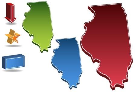 Illinois State Vector